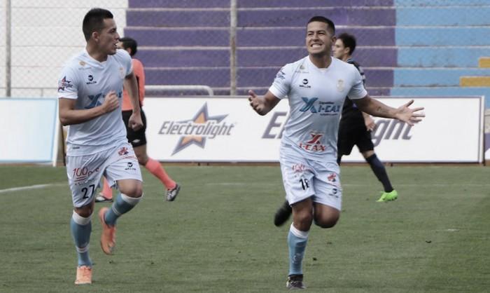 Real Garcilaso se estrena en el Clausura cobrándose una venganza ante Alianza Lima