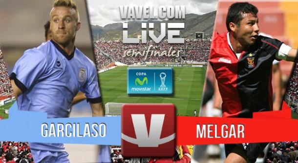 Resultado Real Garcilaso - Melgar en semifinales nacionales (0-4)