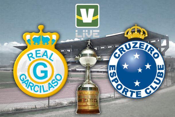Real Garcilaso x Cruzeiro, Copa Libertadores ao vivo