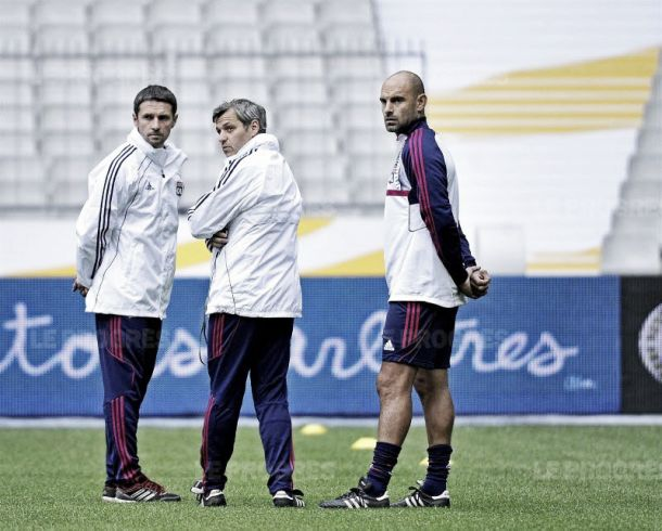 Lyon proving a stumbling block in Aston Villa's attempts to appoint Remi Garde