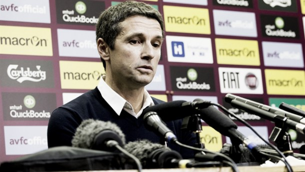 """Remi Garde hoping to """"create a surprise"""" against Everton"""