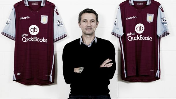 Remi Garde says that he's 'confident' about turning around Aston Villa's fortunes