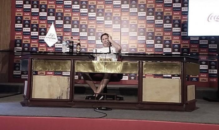 """Ricardo Gareca: """"Perú irá a la Copa América con lo mejor que tiene"""""""