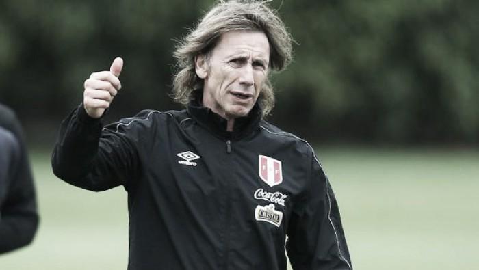 """Ricardo Gareca: """"Perú le puede ganar a cualquier selección del mundo"""""""