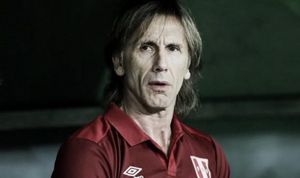 """Ricardo Gareca: """"No estoy conforme, no me gusta recibir tres goles"""""""