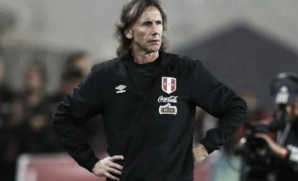 """Ricardo Gareca: """"Me voy contento con el resultado"""""""