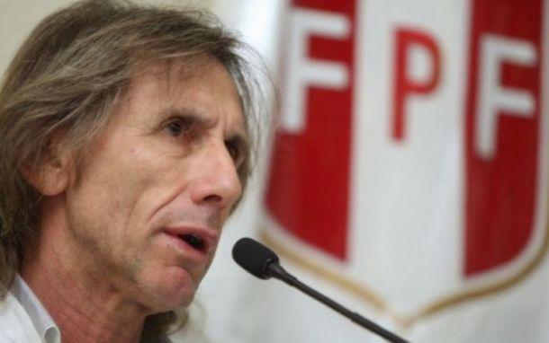 """Gareca: """"El objetivo es repetir la campaña de Argentina"""""""