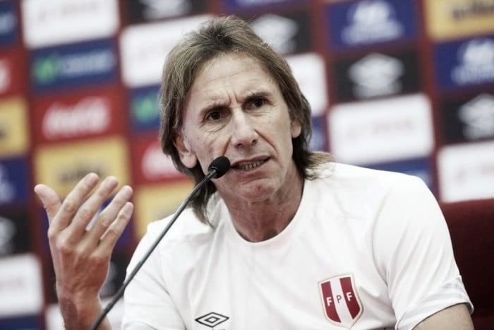 """Ricardo Gareca: """"Perú todavía tiene chances de clasificar"""""""