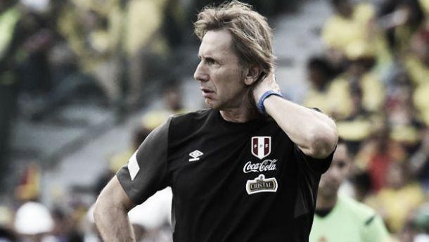 """Ricardo Gareca: """"Los jugadores dieron todo"""""""