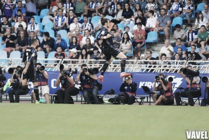 Anoeta, un estadio especial para Bale