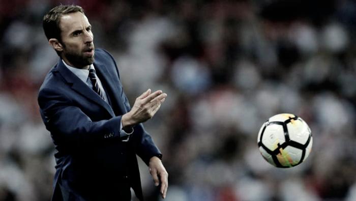 """Gareth Southgate, tras ganar a Eslovenia: """"Como país, estamos en la Copa del Mundo"""""""