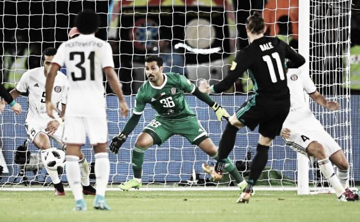 Las puntuaciones: Al Jazira - Real Madrid