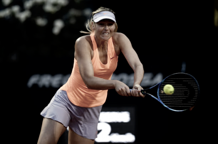 Maria Sharapova officially handed wildcard for Stanford