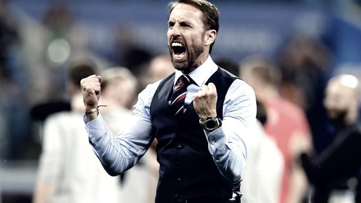 """Gareth Southgate: """"Este triunfo es muy importante para nosotros"""""""