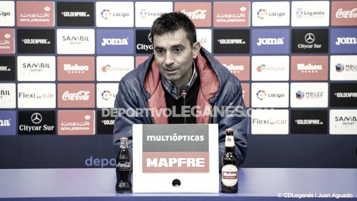 """Garitano: """"Nos queda un último partido y queremos competir"""""""