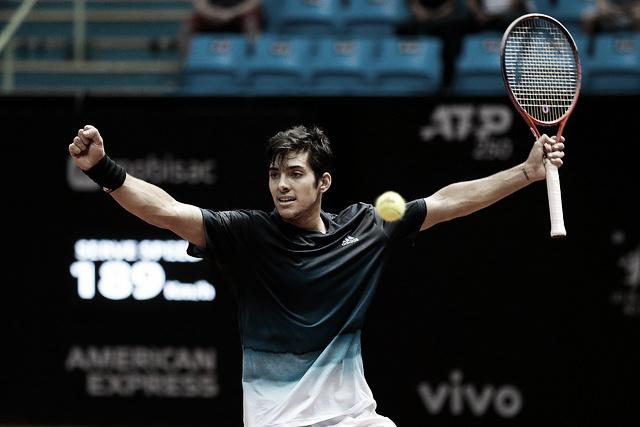Garin surpreende Ruud e alcança primeira final de nível ATP da carreira em São Paulo