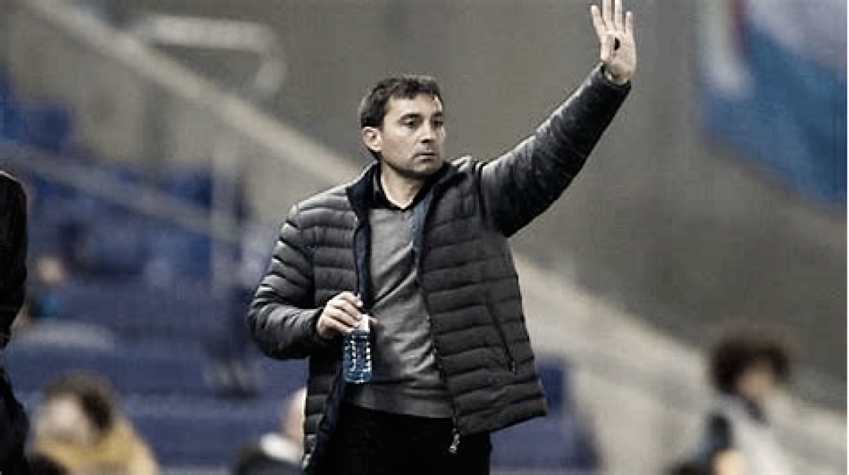 Asier Garitano podría dejar de ser el entrenador del CD Leganés en ...