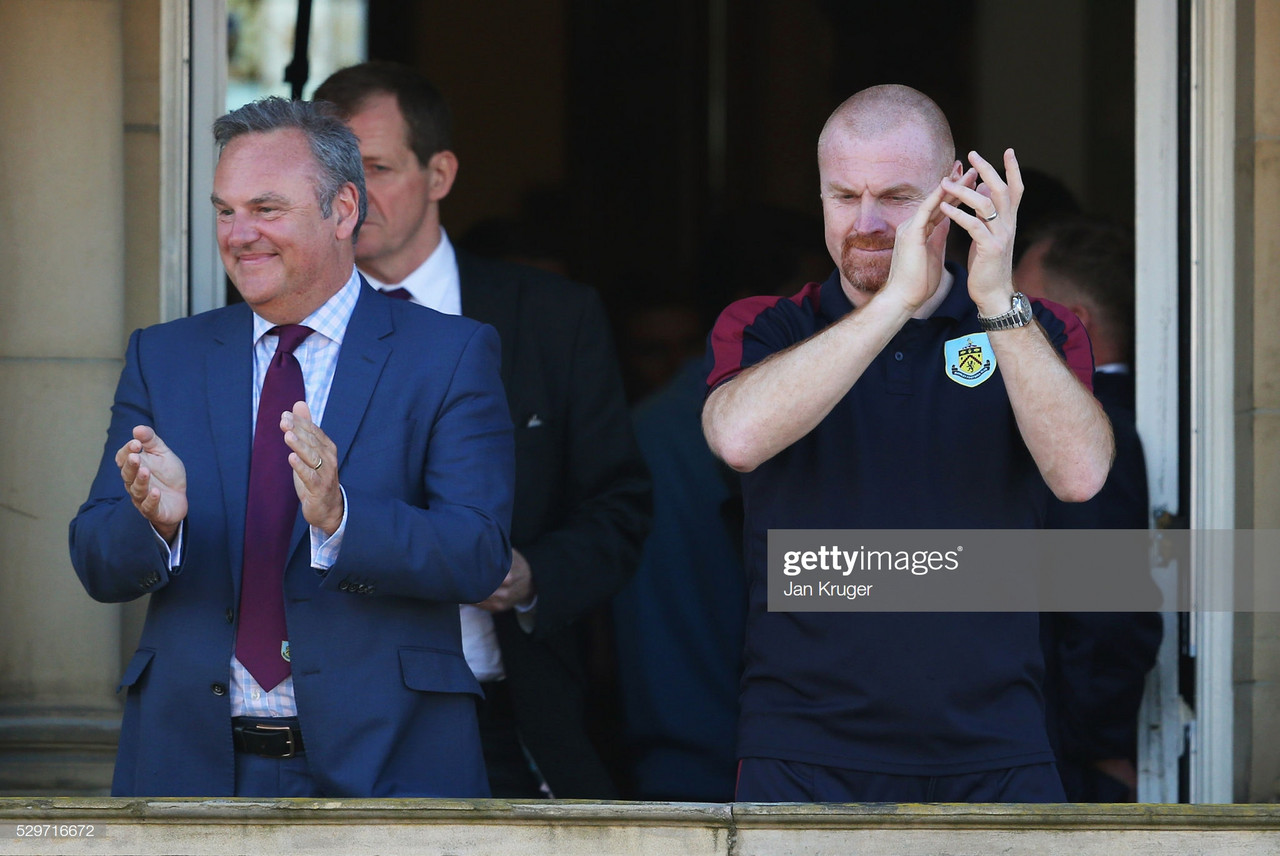 Clarets Chairman opens up about club's finances