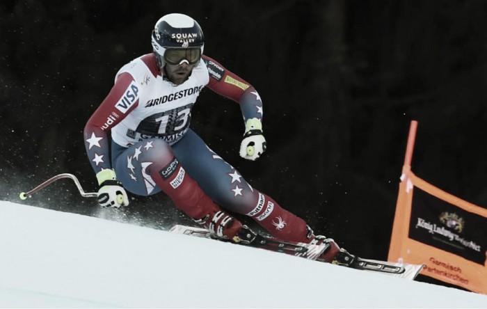 Sci Alpino - Garmisch: Ganong vince la discesa