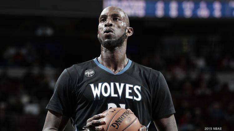 Garnett duda de la inteligencia baloncestística del GM de los Wolves