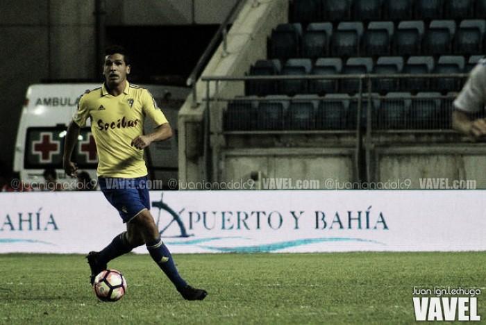 Garrido amplia su contrato con el Cádiz CF hasta 2019