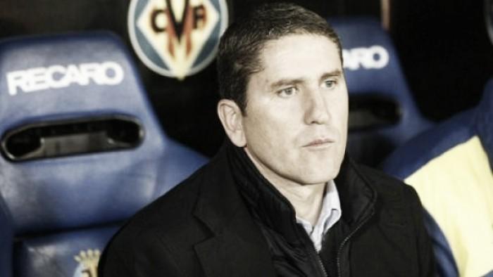 """Garrido: """"El Villarreal debería mantener ese cuarto puesto"""""""