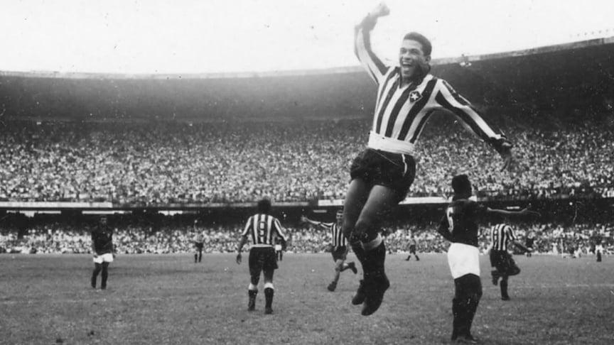 #Trajetória: Mané Garrincha