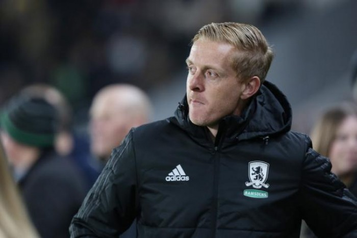 Pressure grows on Garry Monk as fans call for boss' exit.