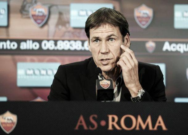 """Vigilia di derby, Garcia: """"Voglio i miei al 200%"""""""
