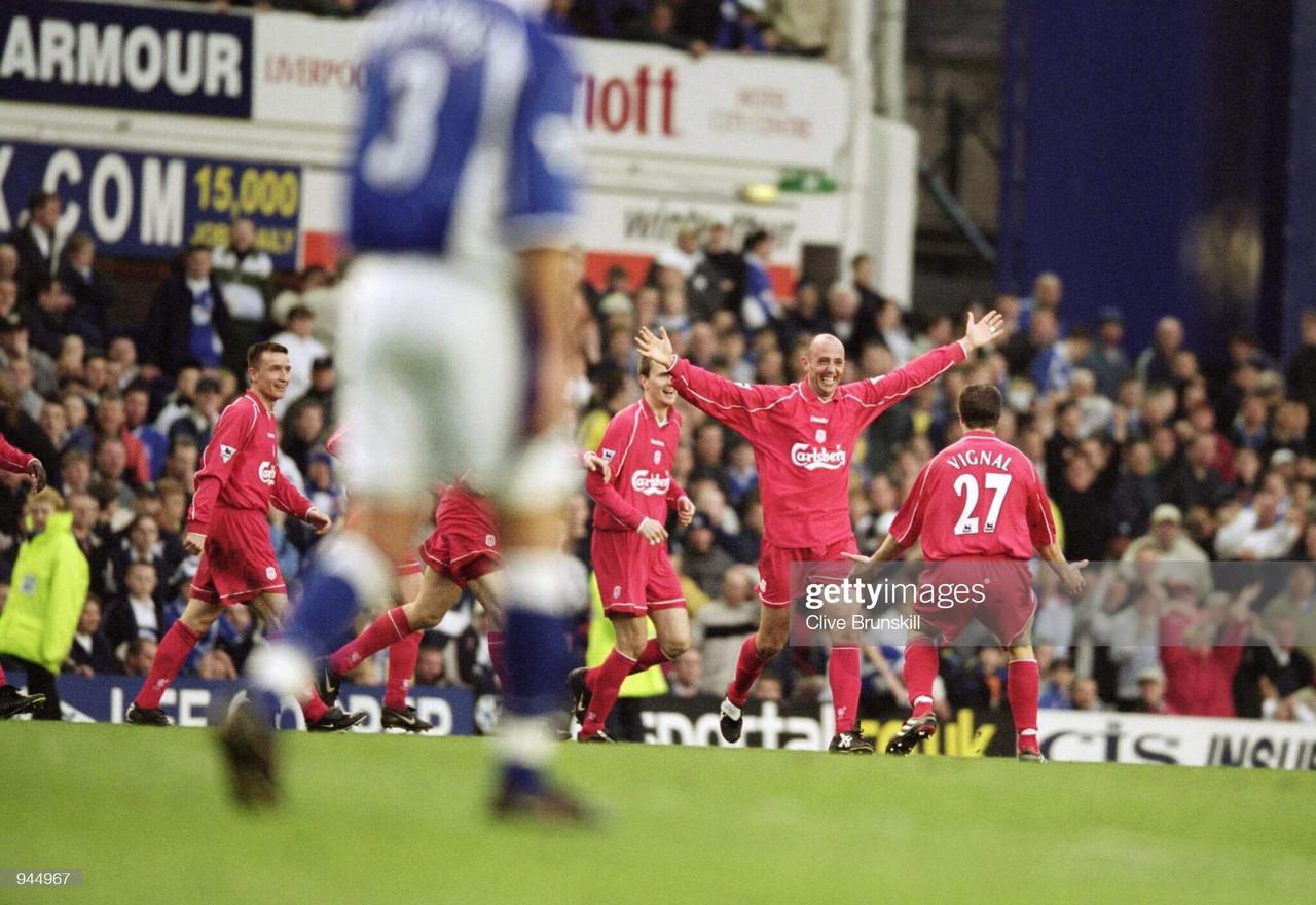 Liverpool vs Everton: Five memorable Reds wins