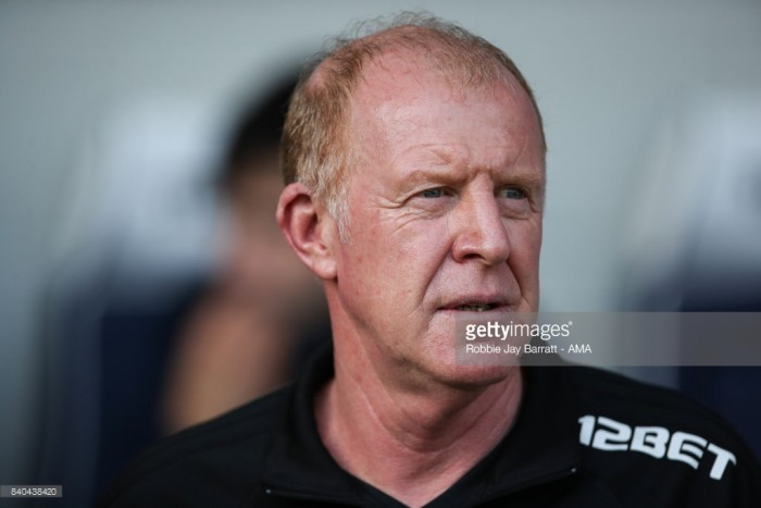 Gary Megson defends binning West Brom assistant coach after taking caretaker charge