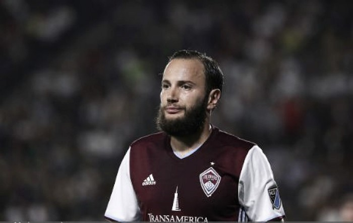 Audi 2016 MLS Cup Playoffs: Shkëlzen Gashi, Marco Pappa questionable for Colorado Rapids in leg one