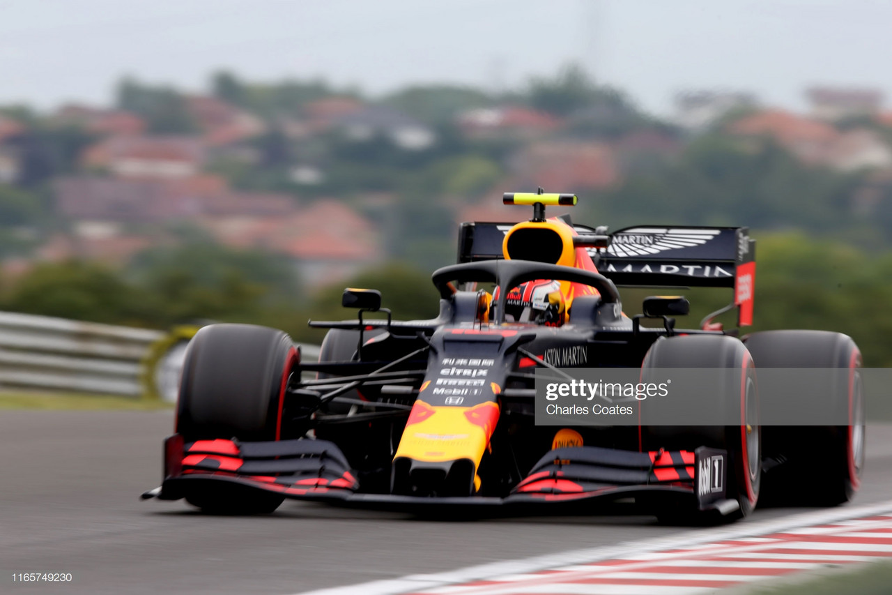 Gasly heads Red Bull one-two in FP2