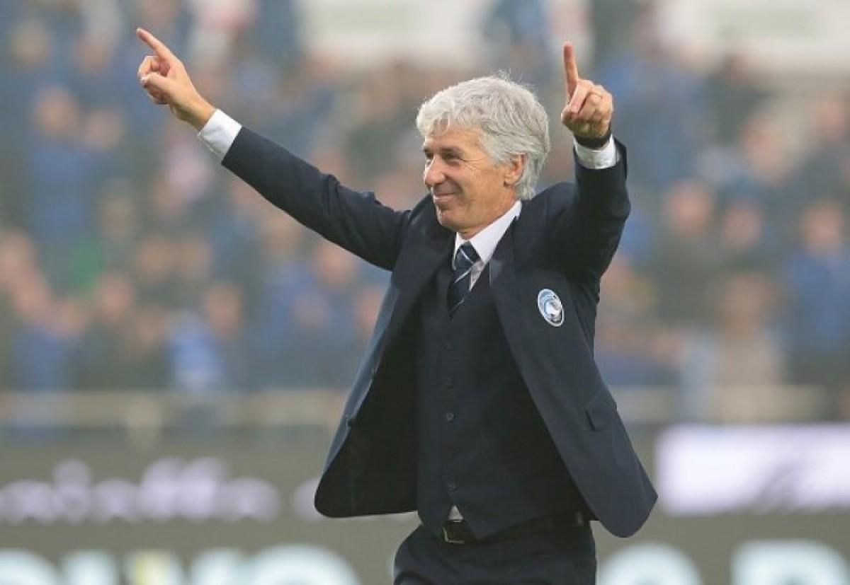 """Gasperini: """"Lazio attenta, l'Atalanta sta bene e ha grandi motivazioni"""""""