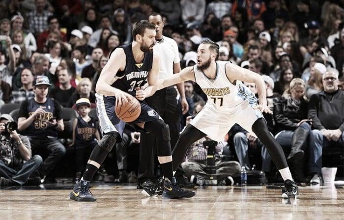 Nba, New Orleans ferma i Pistons. Grizzlies corsari a Denver