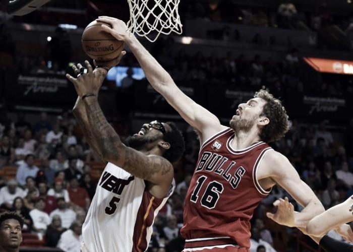 Los Bulls volvieron a perder y salvo un milagro, dicen adiós a los playoffs