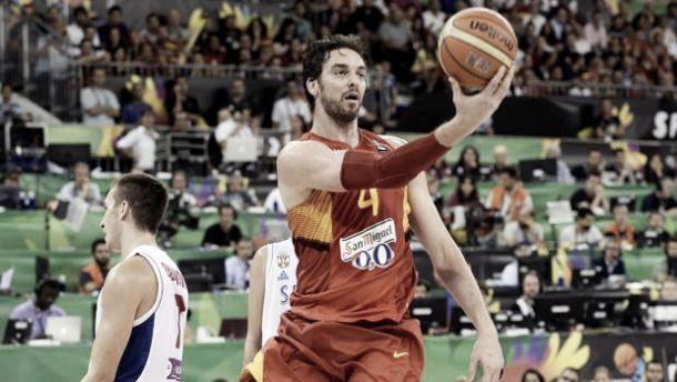 EuroBasket 2015: la prima giornata. Spicca Spagna - Serbia
