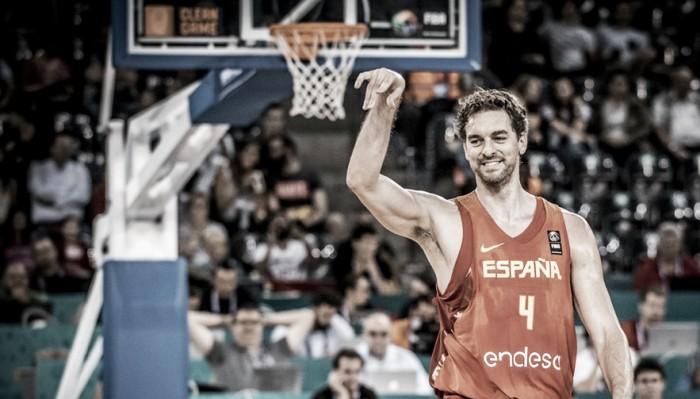 Eurobasket 2017 - Spagna in ciabatte e vincente: Ungheria travolta 64-87. Gasol nella leggenda