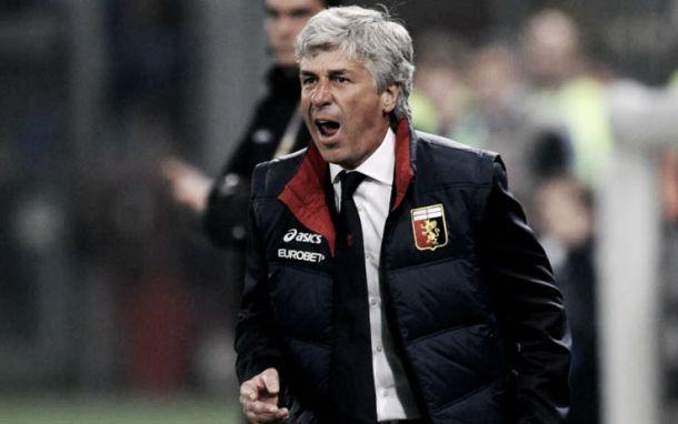 """Gasperini: """"A Napoli partita difficile,non è uno scontro diretto"""""""