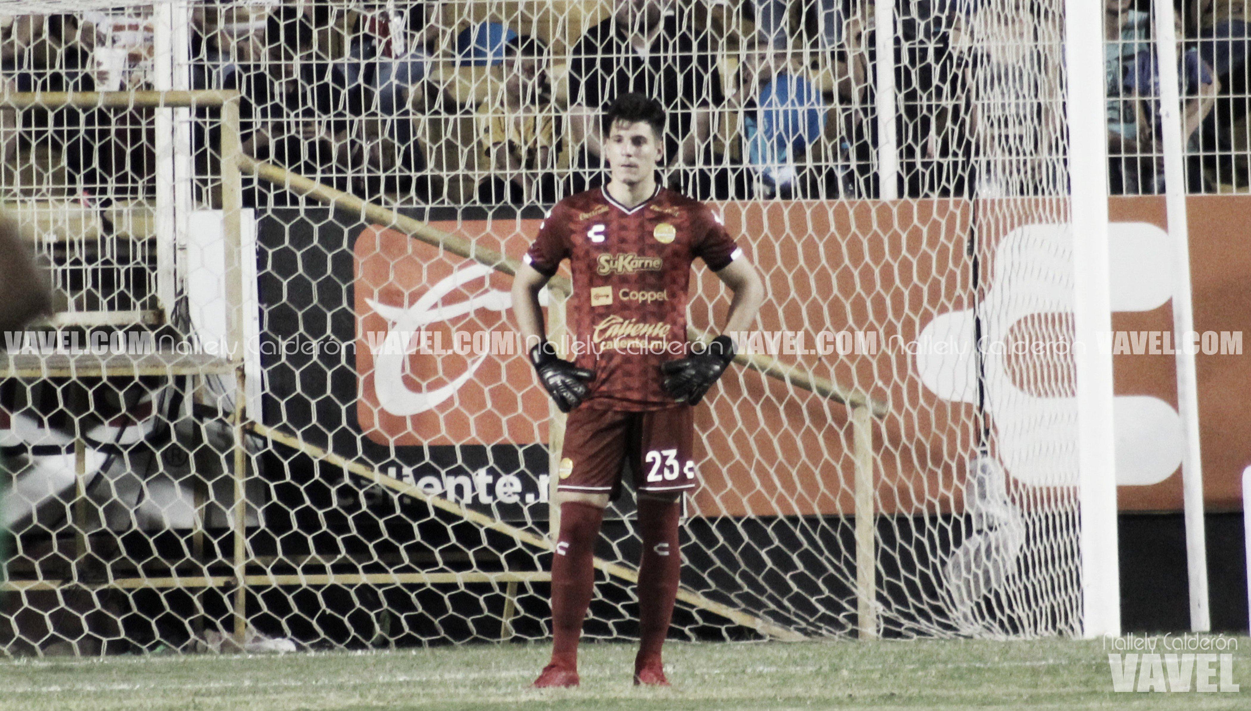 "Gaspar Servio: ""Tenemos que entrar a liguilla"""
