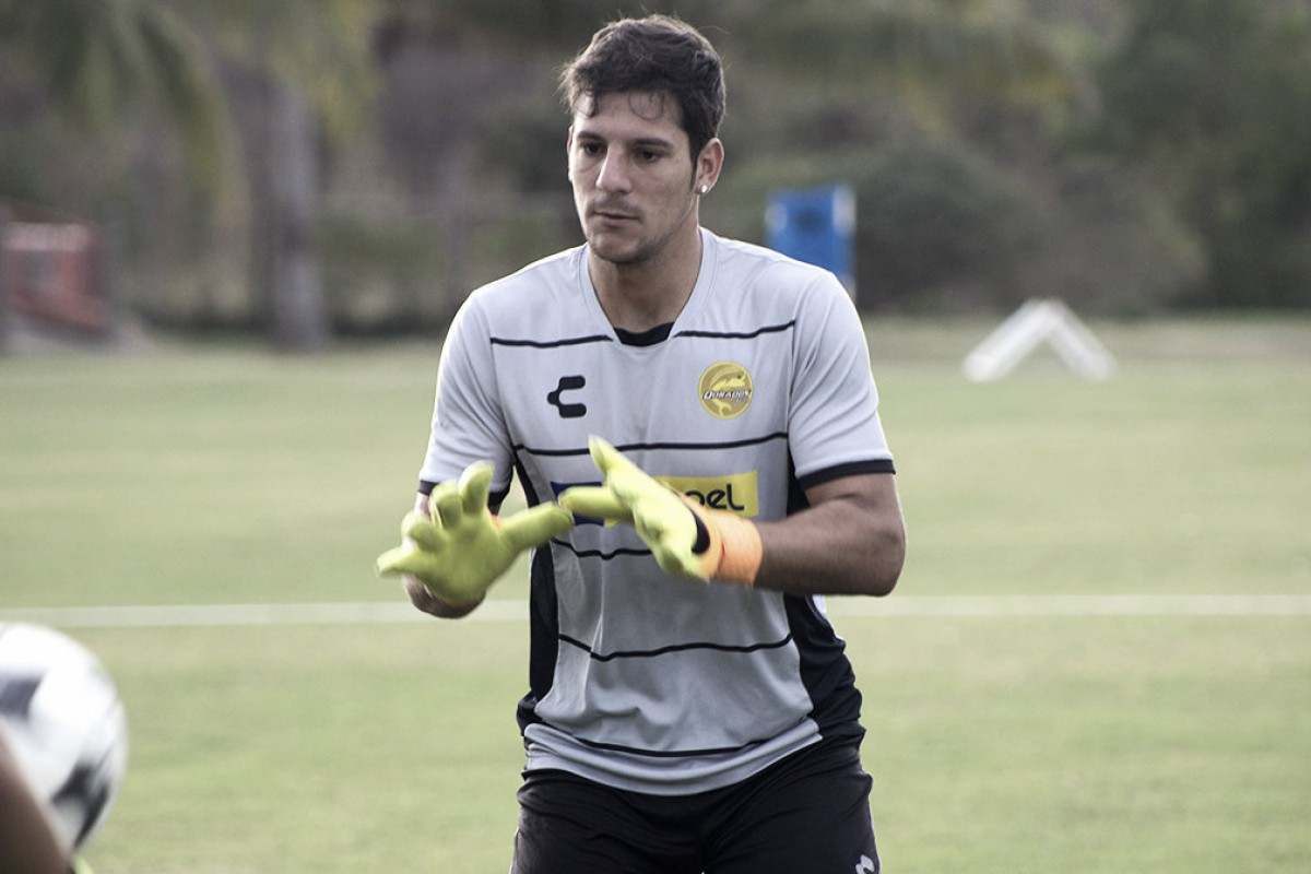 "Gaspar Servio: ""Haremos un buen torneo"""