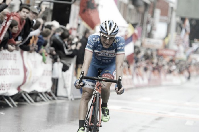 Enrico Gasparotto disappointed he didn't win Brabantse Pijl