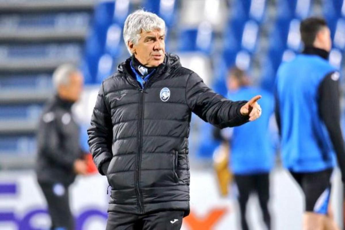 """Gasperini: """"Reagiamo all'Europa League contro la Fiorentina"""""""