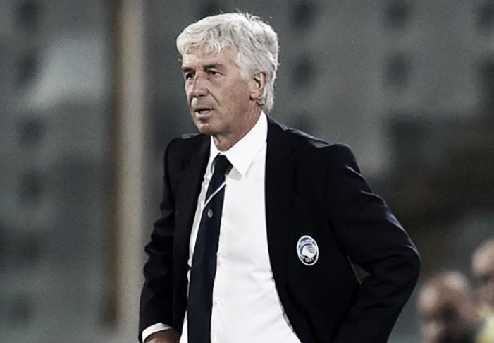 Lazio-Atalanta, la lettura di Gasperini della sconfitta dell'Olimpico