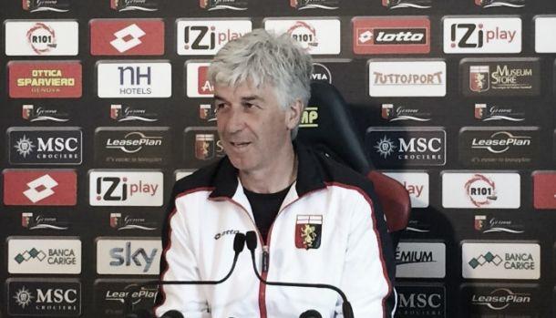 """Genoa, Gasperini: """"Sarà una partita equilibrata, ma voglio assolutamente i 3 punti"""""""