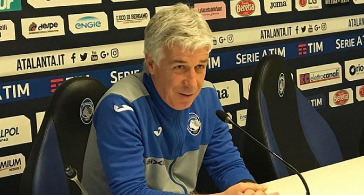 """Gasperini: """"Soddisfatto di come abbiamo giocato contro la Juventus"""""""