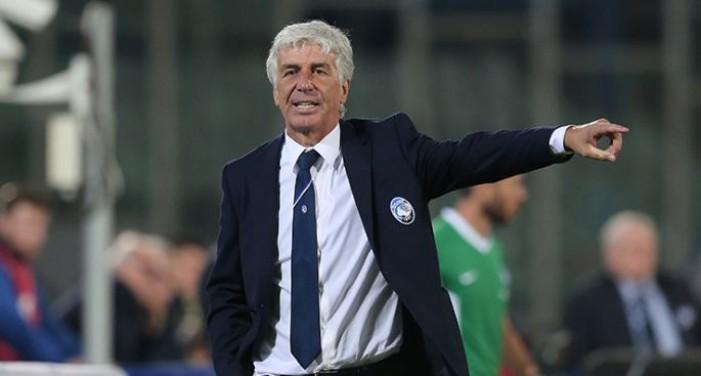 """Atalanta, Gasperini: """"Ci giochiamo l'Europa con altre quattro squadre"""""""