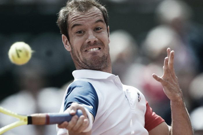 Richard Gasquet bate Nick Kyrgios e avança em Roland Garros