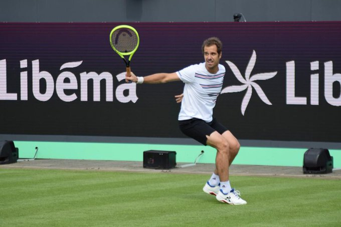 ATP S'Hertogenbosch- Day2: Goffin avanza sul velluto, esce di scena Sonego