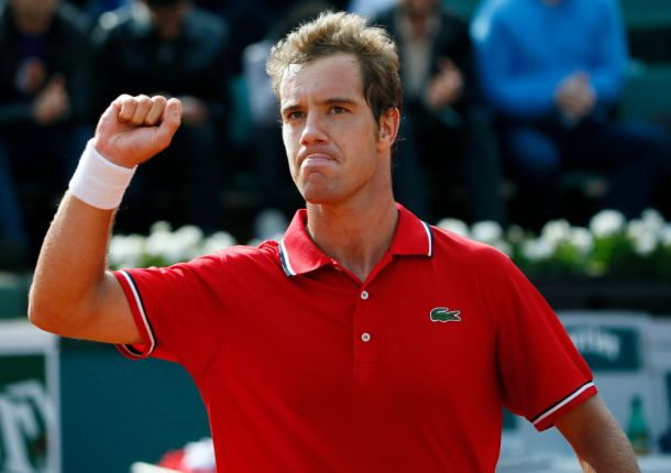 ATP Montpellier : Gasquet titré sur abandon